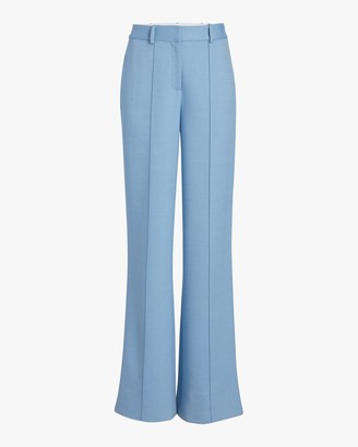 Adam Lippes Double Face Wool Trouser