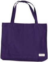 Thumbnail for your product : Uskees - The 4001 Large Organic Tote Bag - Purple