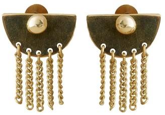 Artisan & Fox Sura Petite Two-Piece Earrings