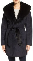 Ivanka Trump Women's Faux Toscana Shearling Coat