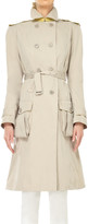 Max Studio Bi-Colour Trenchcoat
