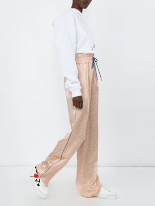 Off-White x the webster exclusive pajama pants pink