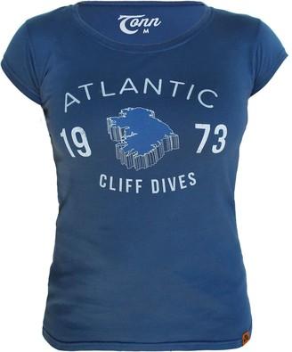 Tonn Ladies Cliff Dives Tee - Blue