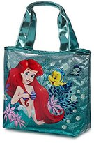 Disney Store Princess Ariel Swim Bag Tote The Little Mermaid