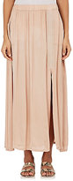 Raquel Allegra Women's Satin Midi-Skirt