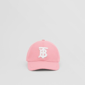 Burberry Monogram Motif Jersey Baseba Cap