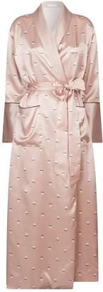 Olivia von Halle Capability Dolly Long Robe