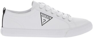 GUESS Caught White Sneaker