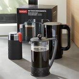 Crate & Barrel Bodum ® Brazil 3-Piece Coffee Set