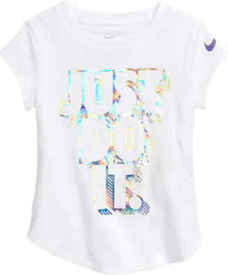 Nike Just Do It Graphic T-Shirt