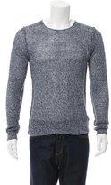 Michael Kors Linen Open Knit Sweater