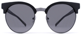 Quay Highly Strung Sunglasses in Black/Smoke
