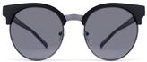 Quay Highly Strung Sunglasses in Black/Smoke