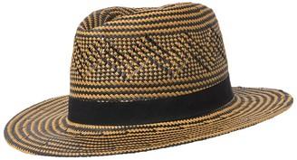 14th & Union Mixed Weave Panama Hat