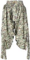 Bernhard Willhelm Camouflage Print Pants
