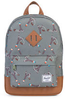 Herschel Supply Co Heritage Kids Slingshot-Print Backpack