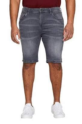 Esprit Men's 039EE2C015 Shorts, (Grey Medium WASH 922), W (Size: 46)