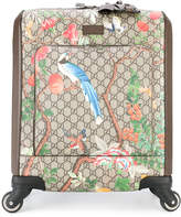 Gucci Tian GG Supreme carry-on case