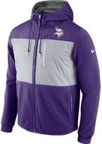 Nike Men's Minnesota Vikings NFL Championship Drive Full-Zip Jacket