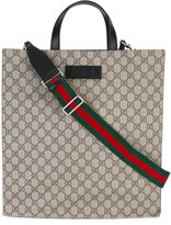 Gucci GG Supreme tote - men - Polyurethane - One Size