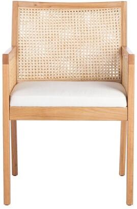 Safavieh Malik Rattan Dining Chair
