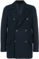 Lardini double breasted coat