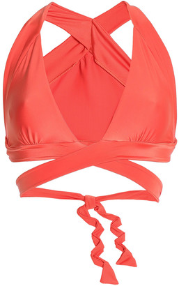 Lenny Niemeyer Triangle Wrap Bikini Top
