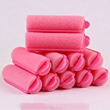MSmask Hair Styling Rollers Curlers Twist Tool Fashion Perfect Foam Cushion Vintage Magic Sponge