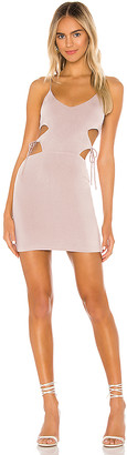 superdown Cristal Cut Out Dress