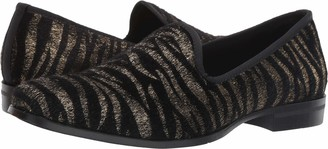 Stacy Adams mens Sultan Tiger Print Slip on Loafer