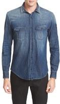 Belstaff Men's Somerford Denim Shirt