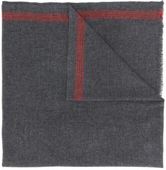 Isabel Marant Vadim stripe detailing scarf
