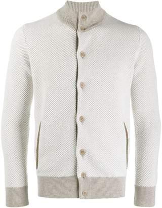 Doriani Cashmere V-neck cardigan