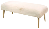 Coned Legs Bench