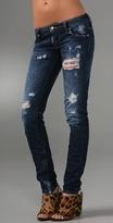 Dsquared2 Rocky Skinny Jeans
