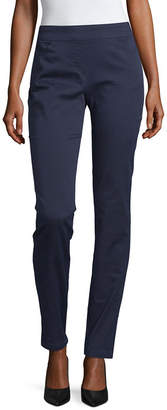Liz Claiborne Pull On Pant - Tall