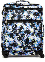 "Le Sport Sac 24"" 4-Wheel Floral Luggage"