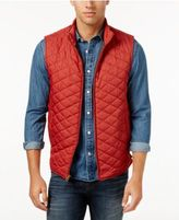 Weatherproof Vintage Men's Big and Tall Quilted Vest, Classic Fit