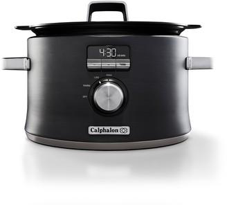Calphalon Electrics Saute Digital Slow Cooker