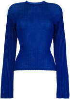 Each X Other fine knit ribbed jumper