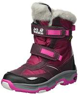 Jack Wolfskin Girls' S Flake Texapore Snow Boots,12UK Child