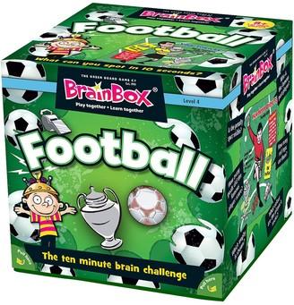 Brain Box Football Quiz Game