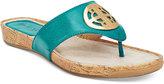 Rialto Calista Thong Flat Sandals
