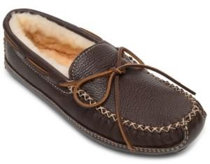 Minnetonka Men's Moccasin Slipper Men's Shoes