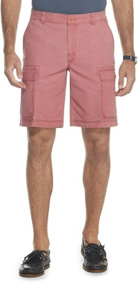 "Izod Men's Saltwater Stretch 10.5"" Cargo Short"