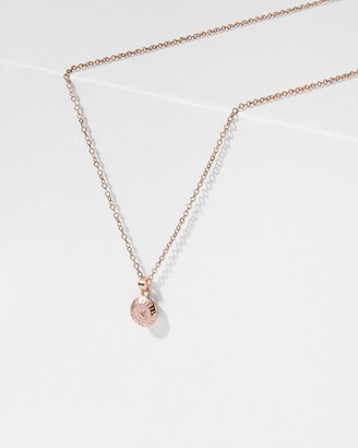 Ted Baker Enamel Button Necklace