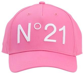 N°21 Cotton Gabardine Baseball Hat