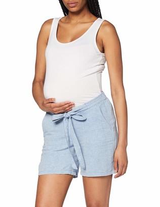 Mama Licious Mamalicious Women's MLHILO Loose Twill Shorts