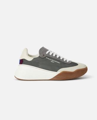 Stella McCartney Loop Lace-up Sneakers, Men's
