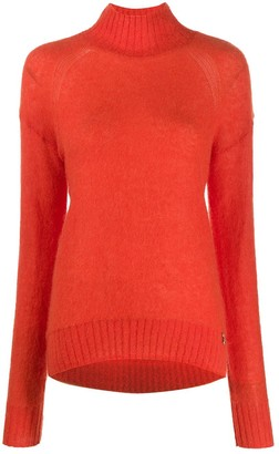 Patrizia Pepe Turtle Neck Jumper